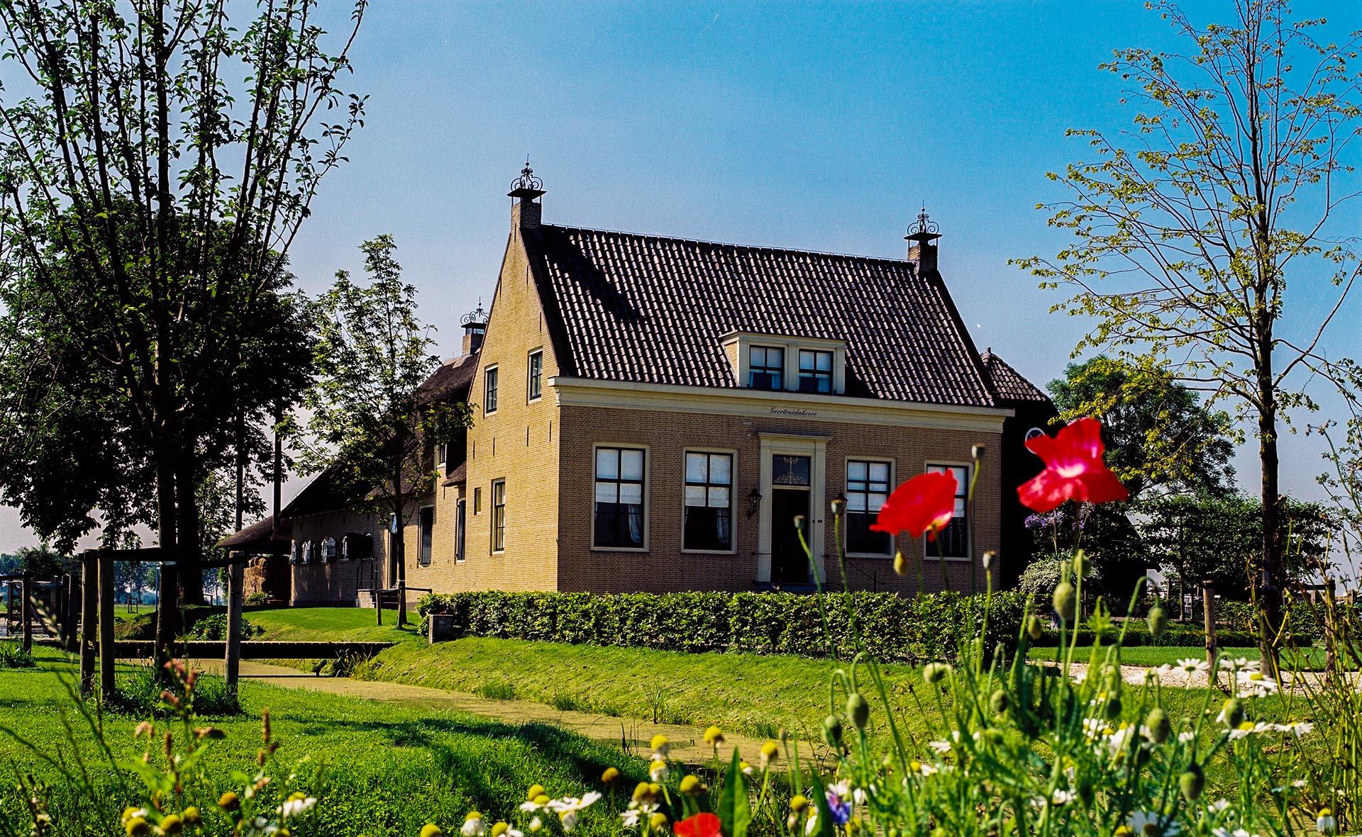 Restauratie-woonboerderij-Bergambacht