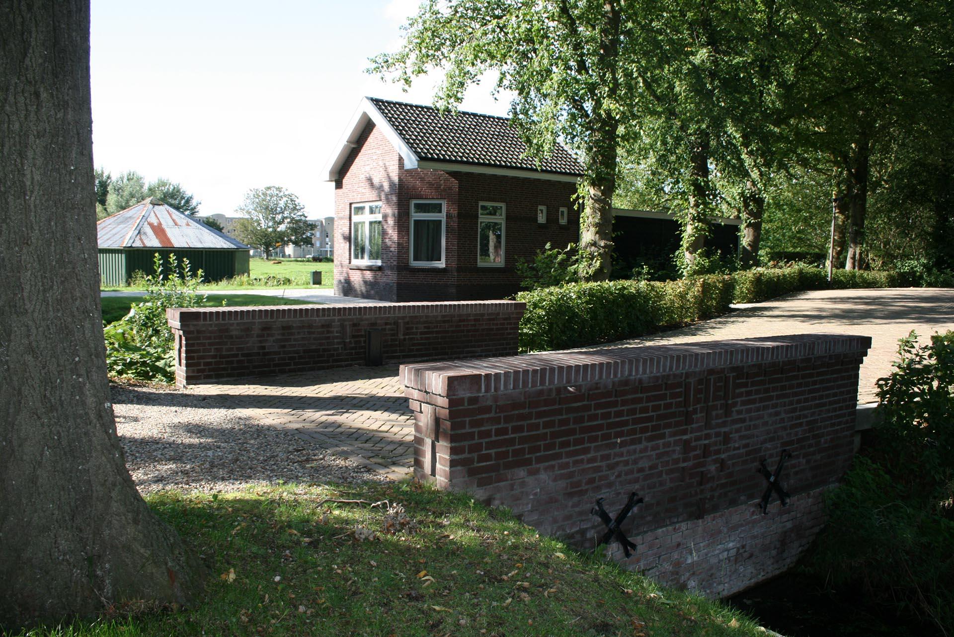 beheerders-onderkomen-begraafsplaats-Vredehof-Bodegraven